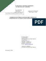 SDG&E Comments on PD
