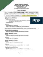 Agenda Roadmap