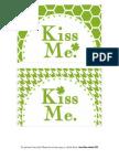 Kiss Me Prints 4x6