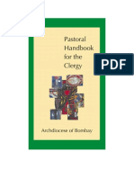 Pastoral Handbood for the Clergy
