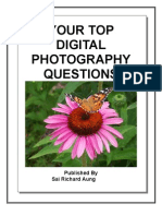 Your Digital Photography Questions