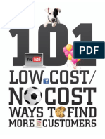 101 Ways to Find More Customers