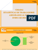 Estadísticas IMSS Enero 2012