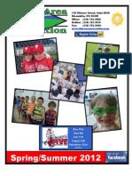 Lakes Area Recreation Spring / Summer 2012 Brochure