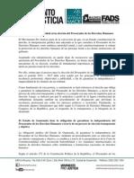 Elección PDH 2012