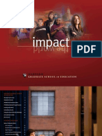 2011-2012 HGSE admissions viewbook