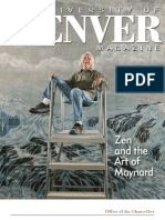 Spring 2012 University of Denver Magazine