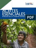 ACEITES ESENCIALES - Análisis de la Cadena de Valor - USAID - PARAGUAY VENDE - PortalGuarani