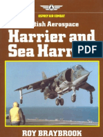 British Aerospace Harrier and Sea Harrier