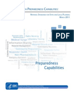 Capabilities March 2011