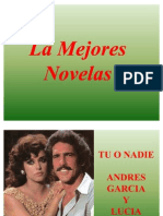 Las Mejores Novelas