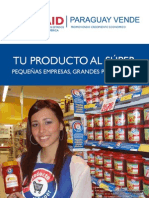 TU PRODUCTO AL SUPER - Pequeñas empresas, grandes productos - USAID - PARAGUAY VENDE - PortalGuarani