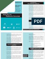 El diagnóstico - Guía para una Planificación Concertada 1