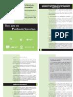 Participación Ciudadana - Guía para una Planificación Concertada 2