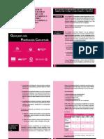 Articulación de Planificación - Guía para una Planificación Concertada 5