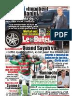 LE BUTEUR PDF du 25/02/2012