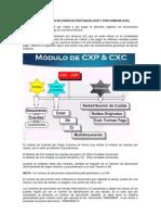 modulo cxc cxp