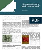 Santisi 2011 Winter Newsletter
