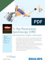 XRF Philips 2008 Brochure