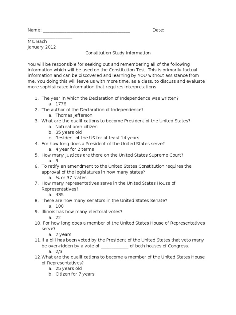 worksheet The Us Constitution Worksheet all grade worksheets us constitution worksheet answers study guide answer key united states