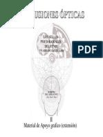 Los Sellos y Las Ilusiones Ópticas (Vol II, Material de apoyo Grafico)