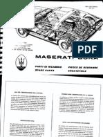 Bora Parts Manual