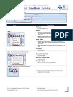 BEX Analyzer Toolbar Icons