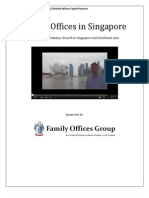 Singapore Family Offices