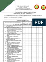 MAJ OR PRS - per case (1)