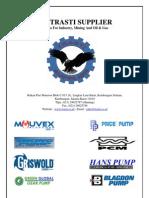 Company Profile Pt. Trasti Supplier