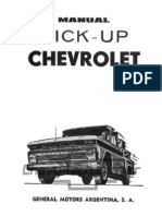 Chevrolet Pick-Up (1966)