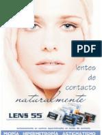 Lentes de Contacto y Tabla de Distancia Al Vertex.