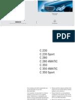 2007_cclass User Manual