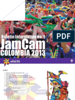 Boletin No 1 JamCam 2013