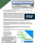 Doctrine Update for AFDD 1-1