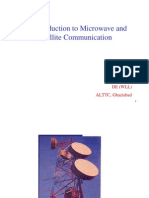 Microwave and Satelliet Communication
