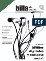 La Jiribilla de Papel, nº 090, marzo-abril 2011