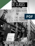 Lucha de Clases, nº 02, extra, diciembre 2011