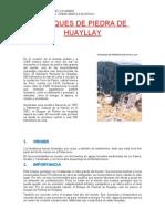 Bosques de Piedra de Huayllay