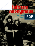 Adulterers Anonymous - Lydia Lunch