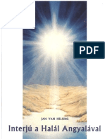 Jan Van Helsing-Interijú A halál Angyalával