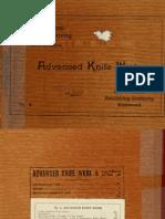 Advanced Knife Work