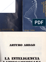 La Inteligencia Latinoamericana - Arturo Ardao