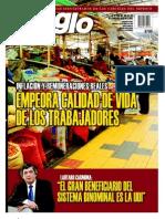 El Siglo, nº 1596, febrero 2012