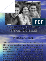 Politicas Juveniles Internacionales[1]