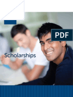 FBE Scholarships Brochure 2011