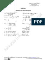 Tema 9 Derivadas de Funciones