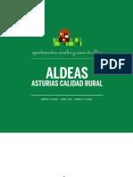 Catalogo Aldeas, Asturias Calidad Rural 2012