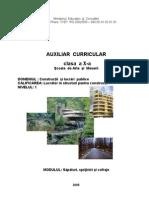 Manual Constructii Clasa a X-A