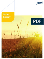 JUWI Brochure Solar Engl